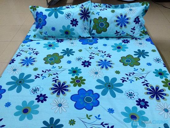 Bộ Drap + chăn vải Kate - Chỉ 325.000đ - 8