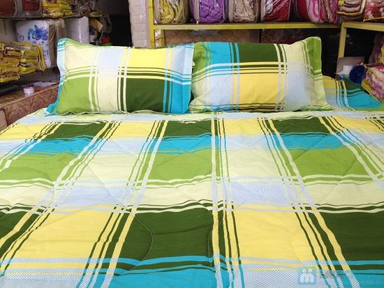Bộ Drap + chăn vải Kate - Chỉ 325.000đ - 13