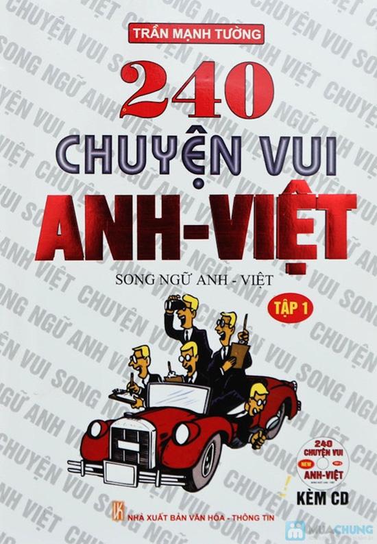 240 chuyện vui Anh - Việt. Chỉ với 66.000đ - 3