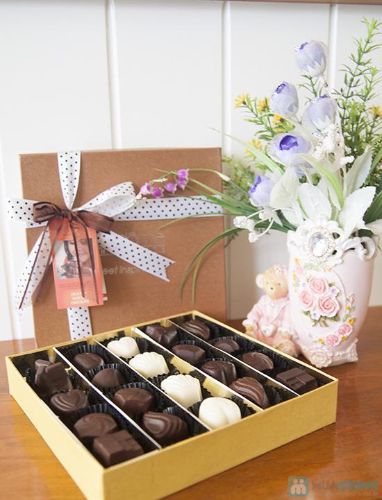 Hộp Chocolate 20 viên - Cho ngày Valentine thêm ngọt ngào - Chỉ 199.000đ - 2