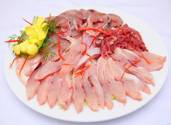 Set ăn lẩu cá quả, cá diêu hồng - 1