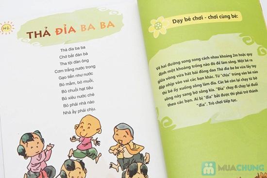 Thơ cho bé tập nói + Truyện cho bé tập nói. Chỉ với 94.000đ - 7
