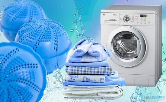 Combo 2 quả bóng giặt Washing Ball - Chỉ với 80.000đ - 4