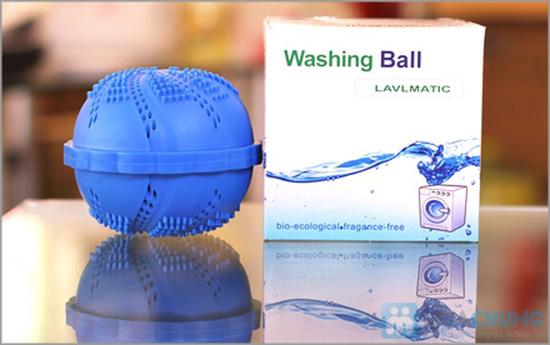 Combo 2 quả bóng giặt Washing Ball - Chỉ với 80.000đ - 2