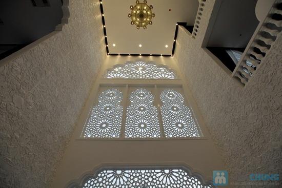 Khaisilk -Tajmasago Castle Cafe Terrace - Chỉ 89.000đ được phiếu trị giá 168.000đ - 1