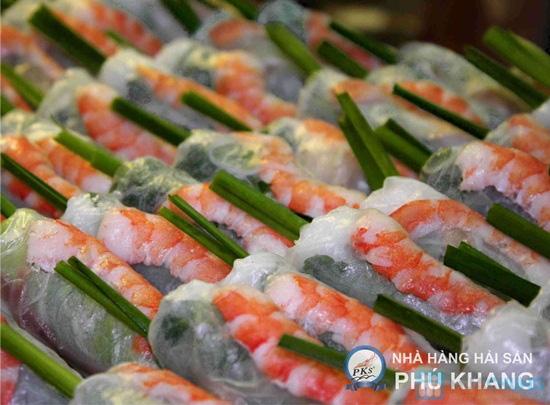 Buffet tối thứ 3 đến Chủ nhật t tại nhà hàng hải sản Phú Khang - Chỉ 199.000đ/vé - 11