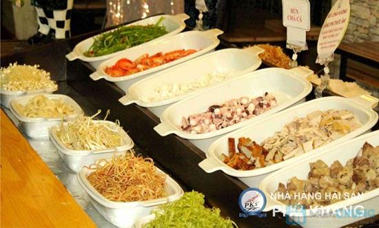 Buffet tối thứ 3 đến Chủ nhật t tại nhà hàng hải sản Phú Khang - Chỉ 199.000đ/vé - 7