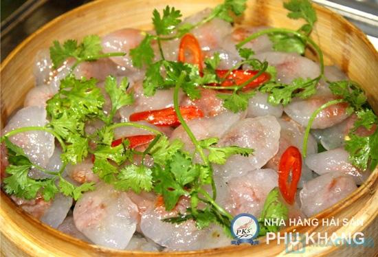 Buffet tối thứ 3 đến Chủ nhật t tại nhà hàng hải sản Phú Khang - Chỉ 199.000đ/vé - 9