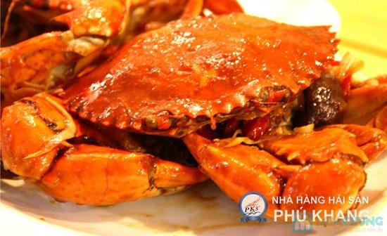 Buffet tối thứ 3 đến Chủ nhật t tại nhà hàng hải sản Phú Khang - Chỉ 199.000đ/vé - 3