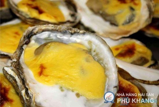 Buffet tối thứ 3 đến Chủ nhật t tại nhà hàng hải sản Phú Khang - Chỉ 199.000đ/vé - 6