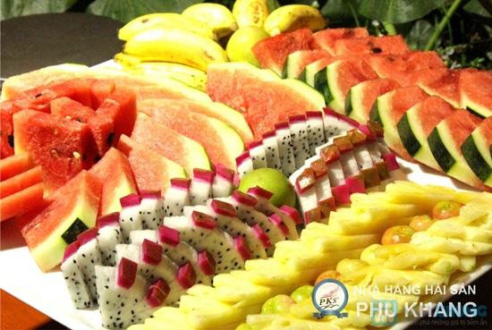 Buffet tối thứ 3 đến Chủ nhật t tại nhà hàng hải sản Phú Khang - Chỉ 199.000đ/vé - 14