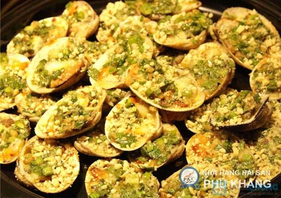 Buffet tối thứ 3 đến Chủ nhật t tại nhà hàng hải sản Phú Khang - Chỉ 199.000đ/vé - 2