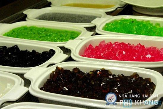 Buffet tối thứ 3 đến Chủ nhật t tại nhà hàng hải sản Phú Khang - Chỉ 199.000đ/vé - 15