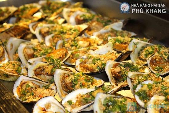 Buffet tối thứ 3 đến Chủ nhật t tại nhà hàng hải sản Phú Khang - Chỉ 199.000đ/vé - 20
