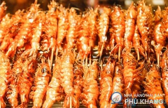 Buffet tối thứ 3 đến Chủ nhật t tại nhà hàng hải sản Phú Khang - Chỉ 199.000đ/vé - 18