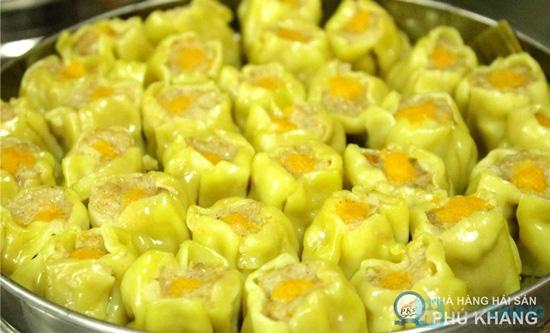 Buffet tối thứ 3 đến Chủ nhật t tại nhà hàng hải sản Phú Khang - Chỉ 199.000đ/vé - 24