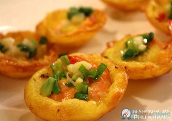 Buffet tối thứ 3 đến Chủ nhật t tại nhà hàng hải sản Phú Khang - Chỉ 199.000đ/vé - 22