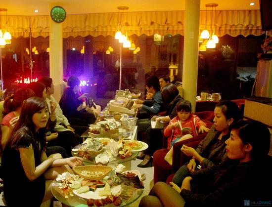 Set ăn lẩu gà hoặc lẩu ếch- S cafe - 20