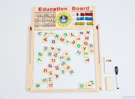 bảng tính và lắp ghép chữ cái đa năng - 1
