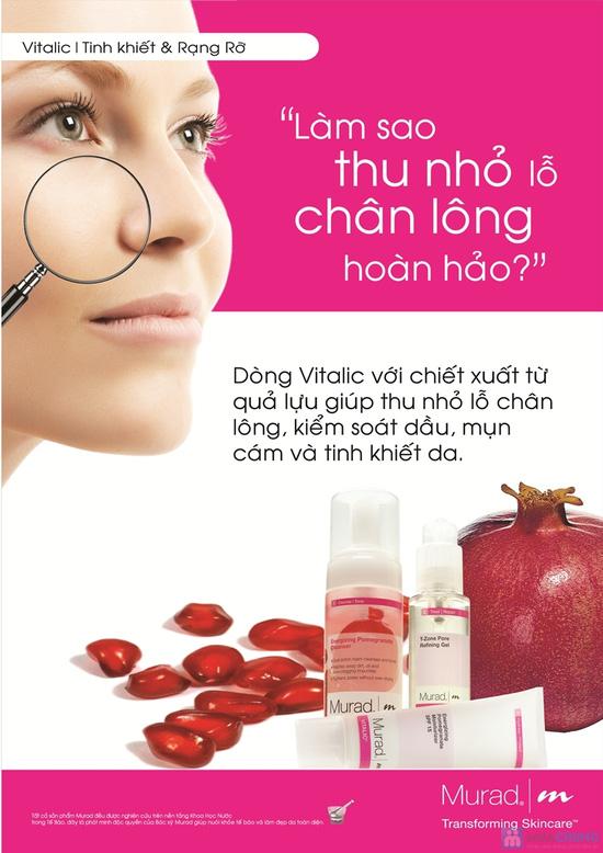 Điều trị mụn với sản phẩm của Murad tại Spa Huyền Linh, cho làn da láng mịn - Chỉ 130.000đ - 4