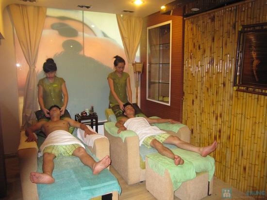 spa lam dep massage body vip danh cho nam va nu tai sabi spa .