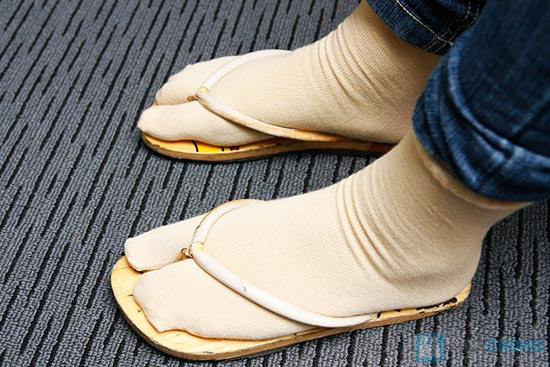 Combo 10 đôi tất  chăm sóc đôi chân ngọc ngà cho phái nữ - Chỉ 70.000đ - 5