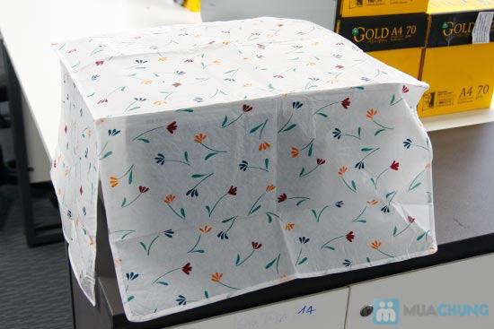 Combo Bao Che Máy Giặt cửa trên + Vỏ Bọc Lò Vi Sóng - Chỉ 65.000đ/01 chiếc - 6