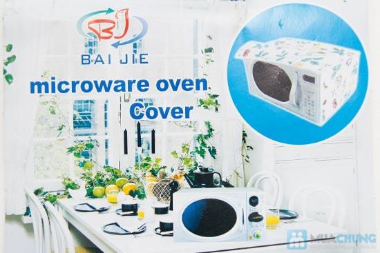 Combo Bao Che Máy Giặt cửa trên + Vỏ Bọc Lò Vi Sóng - Chỉ 65.000đ/01 chiếc - 1