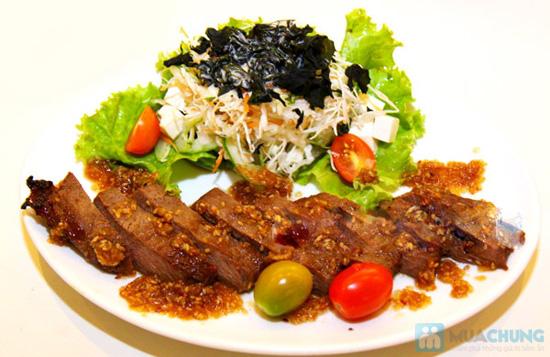 Chọn 01 trong 05 set ăn trưa kiểu Nhật tại NH Shabu Sushi - Chỉ 75.000đ - 5