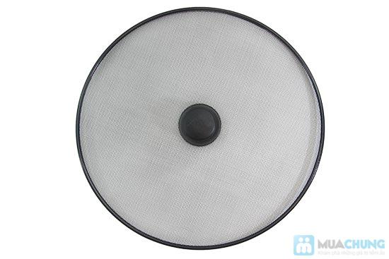 Combo 2 nắp vung lưới nhựa chống văng dầu mỡ khi chiên, xào, rán thức ăn- Chỉ với 61.000đ/2 cái - 8