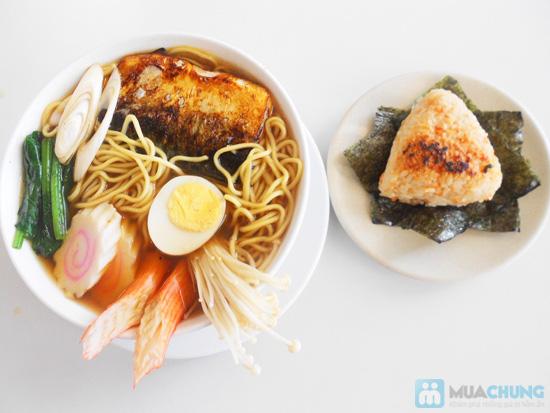 Chọn 01 trong 05 set ăn trưa kiểu Nhật tại NH Shabu Sushi - Chỉ 75.000đ - 7