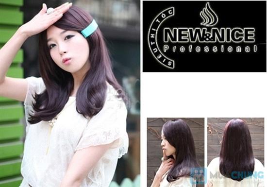 Cắt tóc Nữ  tại Siêu thị tóc New & Nice - Chỉ với 75.000đ - 4