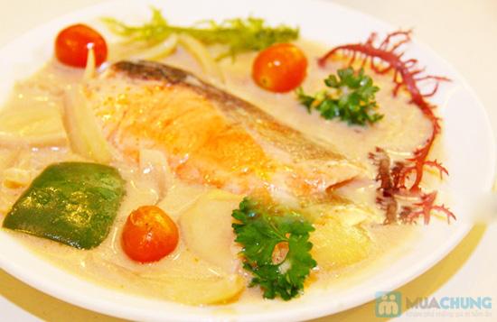 Chọn 01 trong 05 set ăn trưa kiểu Nhật tại NH Shabu Sushi - Chỉ 75.000đ - 4