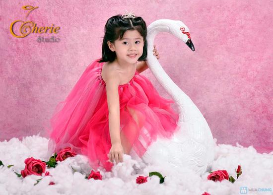 Lưu lại kỷ niệm tuổi thơ của bé với Gói chụp ảnh cho bé yêu tại Chérie Studio - Chỉ với 325.000đ - 1