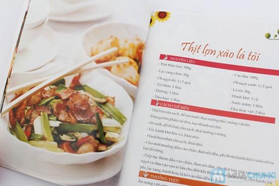 Món ăn mùa xuân + Món ăn mùa thu + Món ăn mùa đông. Chỉ với 75.000đ - 10