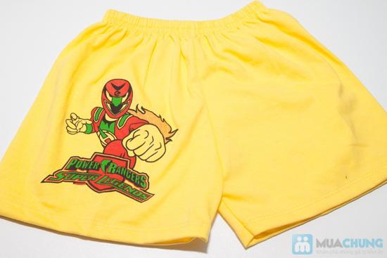 Combo 2 bộ đồ thun Siêu Nhân cho bé trai 1 tuổi - 8