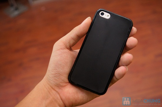 Ốp lưng Silicon cao cấp cho iPhone 5 - Chỉ 60.000đ/2 cái - 3
