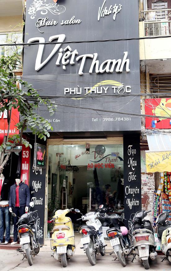 Cắt + Nhuộm, Uốn hoặc Ép Salon Việt Thanh - Chỉ với 480.000đ - 1