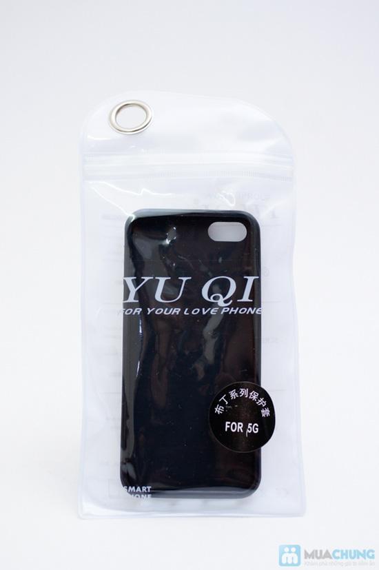 Ốp lưng Silicon cao cấp cho iPhone 5 - Chỉ 60.000đ/2 cái - 5