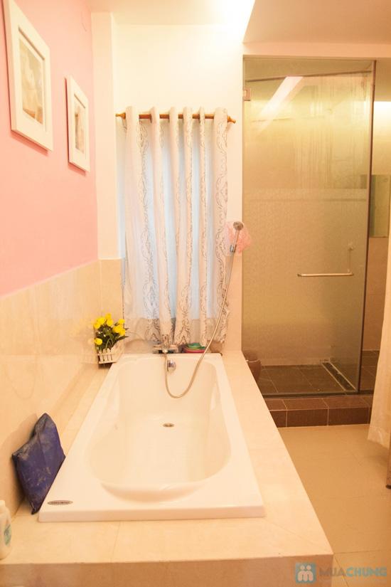 Gói 4 Dịch vụ: Massage body + vai + cổ + đầu tại Saigon Vina Spa - Chỉ 55.000đ - 5