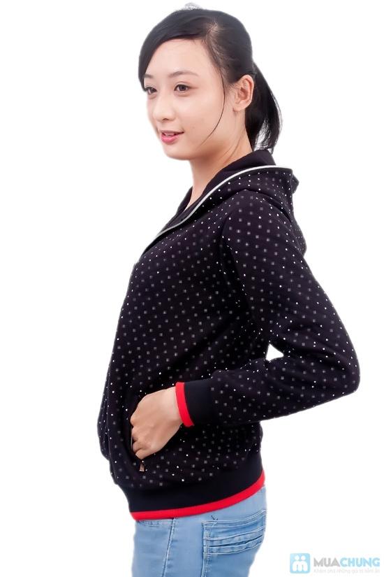 Nữ tính và sành điệu với áo khoác chấm bi xinh xắn dành cho bạn gái - Chỉ 95.000đ/01 chiếc - 8