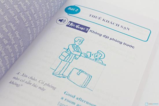 Tự học tiếng Anh cấp tốc dành cho Người đi du lịch nước ngoài + Tự học tiếng Anh cấp tốc dành cho tài xế taxi. Chỉ với 65.000đ - 10