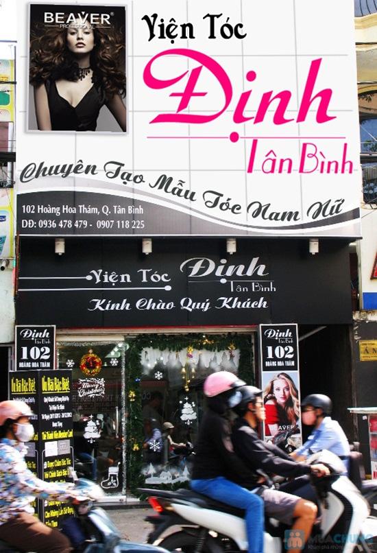 Chọn 01 trong 03 dịch vụ làm tóc không bù tiền tại Viện tóc Định Tân Bình - Chỉ 230.000đ - 5