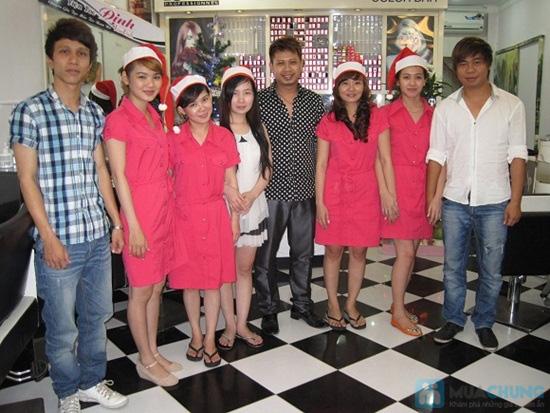 Chọn 01 trong 03 dịch vụ làm tóc không bù tiền tại Viện tóc Định Tân Bình - Chỉ 230.000đ - 6