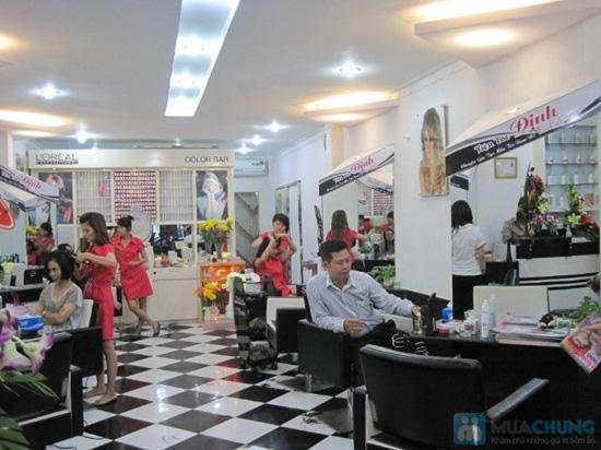 Chọn 01 trong 03 dịch vụ làm tóc không bù tiền tại Viện tóc Định Tân Bình - Chỉ 230.000đ - 2