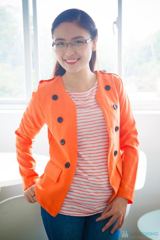 Chưa chụp sản phẩm thật - Áo khoác vest phong cách Hàn Quốc - Chỉ 130.000đ - 1