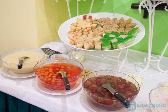 Buffet chay trưa và tối vào các ngày 14,15 - 30, 01 âm lịch tại Nhà Hàng Cỏ Nội - Chỉ 112.000đ - 13