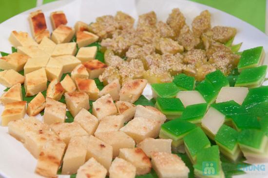 Buffet chay trưa và tối vào các ngày 14,15 - 30, 01 âm lịch tại Nhà Hàng Cỏ Nội - Chỉ 112.000đ - 5