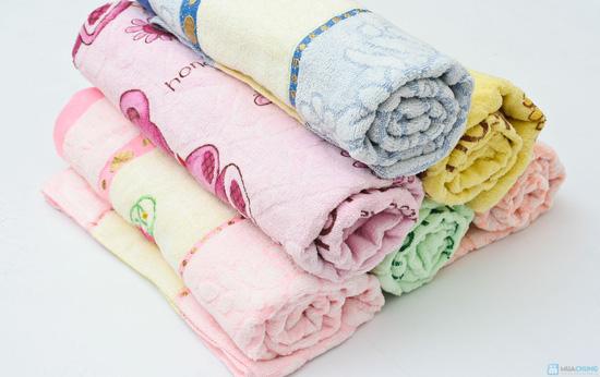 Khăn tắm cao cấp tiện dụng,100% cotton - Chỉ 90.000đ/chiếc - 4