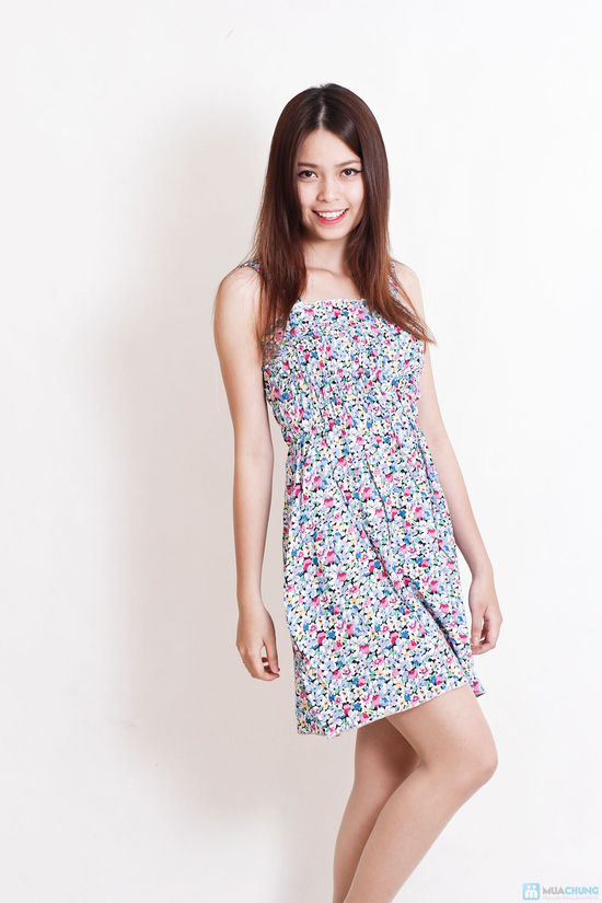 Combo 2 váy 2 dây hoa cho bạn gái - 6